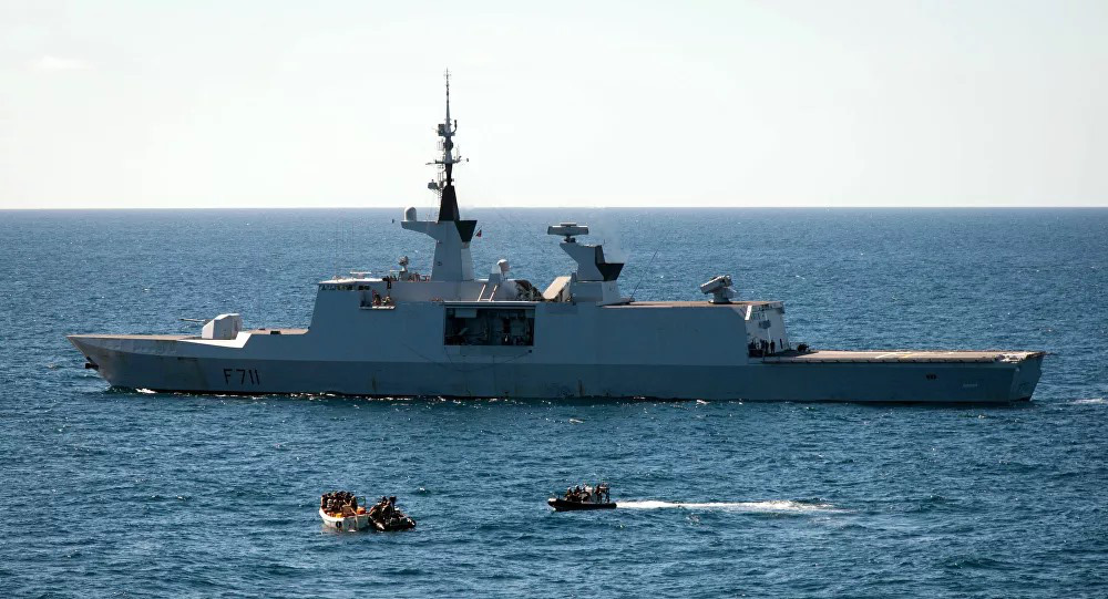 Nâng cấp tàu chiến cho Đài Loan, Pháp lĩnh quả đắng nào từ Trung Quốc? - Ảnh 1.