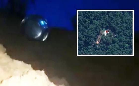 """Hàng nghìn người tuyên bố thấy """"UFO bí ẩn rơi"""" trong rừng Brazil"""