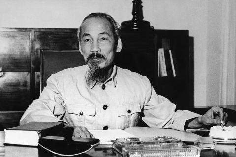 Chủ tịch Hồ Chí Minh và những lần trên bìa tạp chí Mỹ - Ảnh 2.