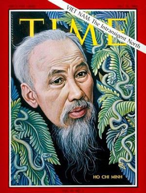 Chủ tịch Hồ Chí Minh và những lần trên bìa tạp chí Mỹ - Ảnh 3.