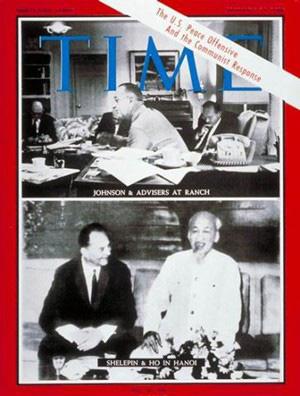 Chủ tịch Hồ Chí Minh và những lần trên bìa tạp chí Mỹ - Ảnh 4.