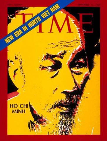 Chủ tịch Hồ Chí Minh và những lần trên bìa tạp chí Mỹ - Ảnh 6.