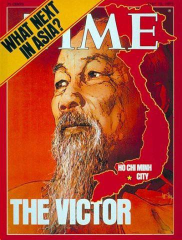 Chủ tịch Hồ Chí Minh và những lần trên bìa tạp chí Mỹ - Ảnh 8.
