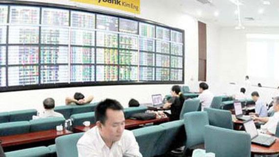 Thị trường chứng khoán 18/5: Tiếp tục giảm điểm - Ảnh 1.