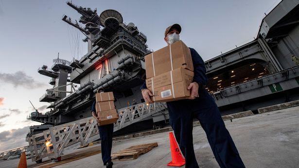Lầu Năm Góc cảnh báo ớn lạnh với Mỹ về kịch bản chiến tranh Mỹ- Trung  - Ảnh 2.