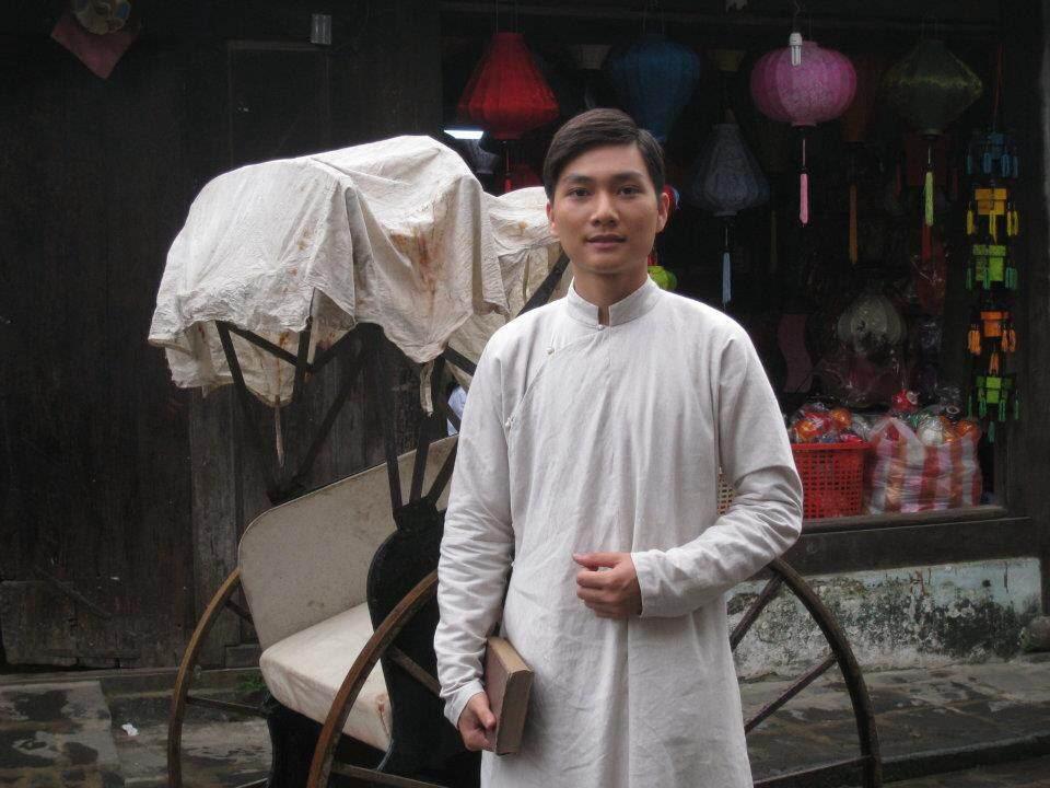 Máu là kỷ niệm đáng nhớ của diễn viên Minh Đức khi vào vai Bác Hồ thời trẻ - Ảnh 2.