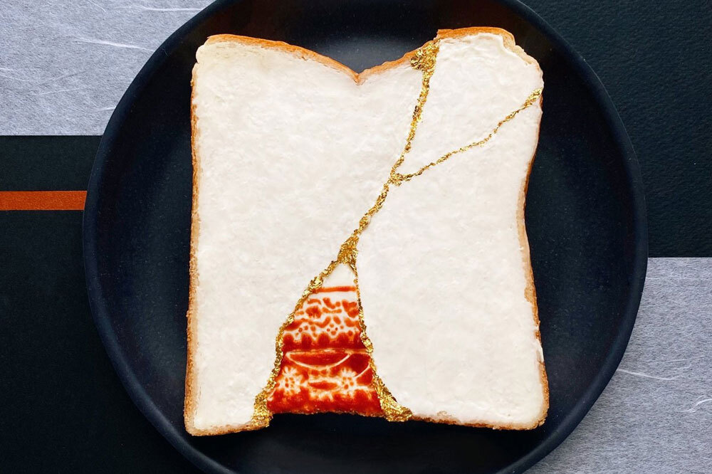 """Đốn tim với những """"tuyệt tác hội họa"""" trên lát bánh mì - Ảnh 6."""