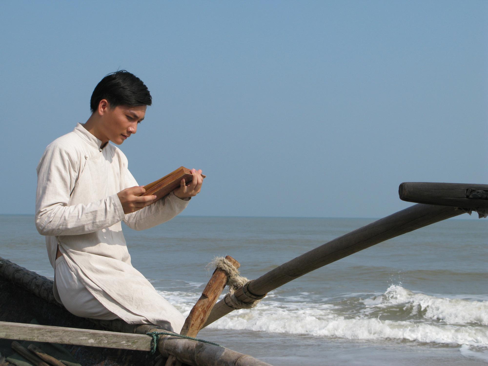 Máu là kỷ niệm đáng nhớ của diễn viên Minh Đức khi vào vai Bác Hồ thời trẻ - Ảnh 3.