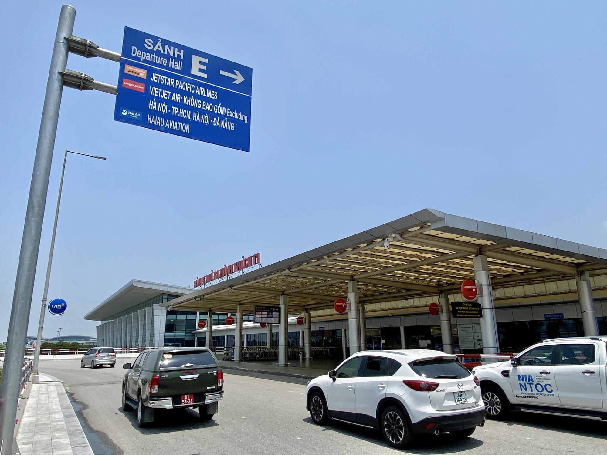 Điều chỉnh kế hoạch khai thác tại Nhà ga hành khách T1 – Cảng HKQT Nội Bài từ ngày 18/5/2020   - Ảnh 1.