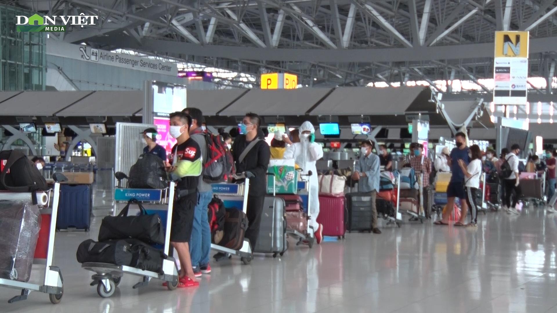 Thái Lan giới nghiêm: Việt Nam khẩn cấp đưa 300 công dân về nước