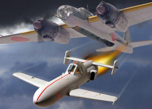 11 loại vũ khí bí mật do Nhật phát triển trong thế chiến thứ 2 - Ảnh 1.
