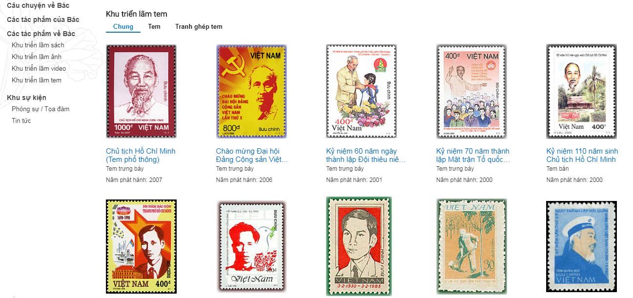 Triển lãm sách trực tuyến kỷ niệm 130 năm Ngày sinh Bác Hồ - Ảnh 4.