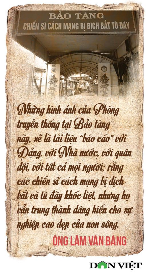 Ông Lâm Văn Bảng: Mỗi hiện vật ở đây đều là xương, máu đồng đội tôi - Ảnh 3.