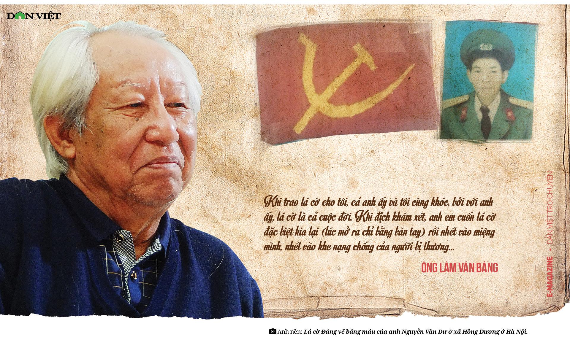 Ông Lâm Văn Bảng: Mỗi hiện vật ở đây đều là xương, máu đồng đội tôi - Ảnh 5.