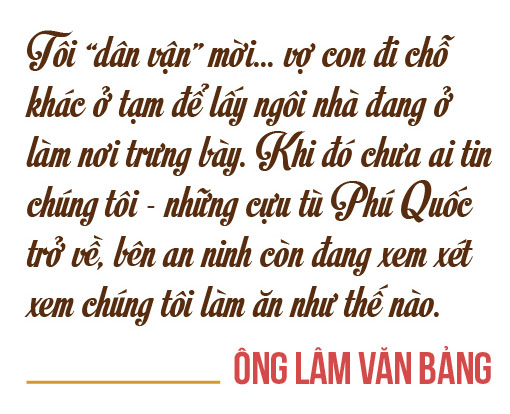 Ông Lâm Văn Bảng: Mỗi hiện vật ở đây đều là xương, máu đồng đội tôi - Ảnh 6.