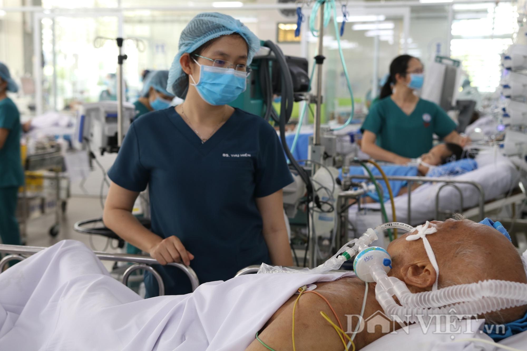 Chuyện chưa kể của nữ bác sĩ trẻ 3 tuần chăm sóc bệnh nhân phi công 91 - Ảnh 2.