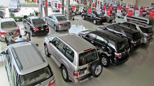Ô tô nhập khẩu 'lao dốc', giảm mạnh nhất là Indonesia với 81% - Ảnh 1.