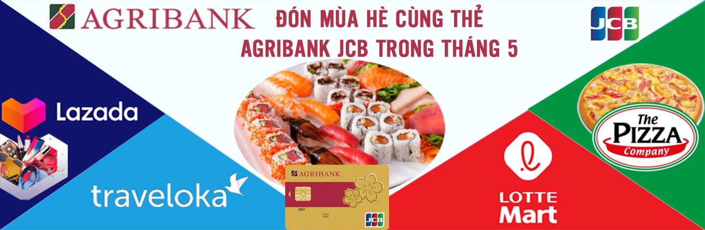Đón mùa hè cùng thẻ Agribank JCB - Ảnh 1.