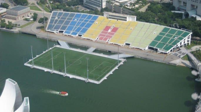 8 sân vận động dị biệt và kì lạ nhất thế giới - Ảnh 1.
