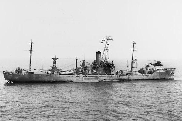 Bí ẩn vụ tàu Mỹ bị Israel bắn chìm - Ảnh 1.