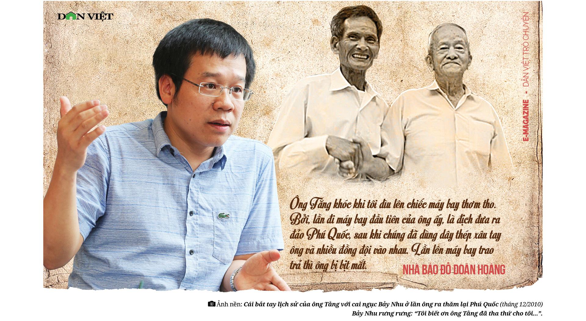 Ông Lâm Văn Bảng: Mỗi hiện vật ở đây đều là xương, máu đồng đội tôi - Ảnh 4.