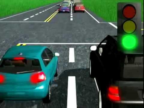 Đề xuất đèn tín hiệu giao thông bật xanh vẫn phải dừng xe - Ảnh 1.
