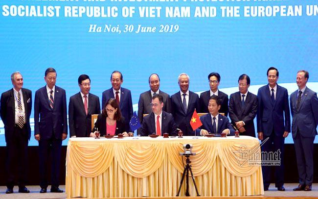 Những luật nào sẽ phải sửa đổi để thực thi Hiệp định EVFTA? - Ảnh 1.
