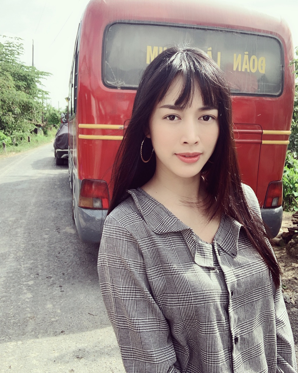 Mai Thanh Hà đổ máu trên trường quay 'Mẹ ghẻ' vì đánh ghen quá đạt - Ảnh 4.