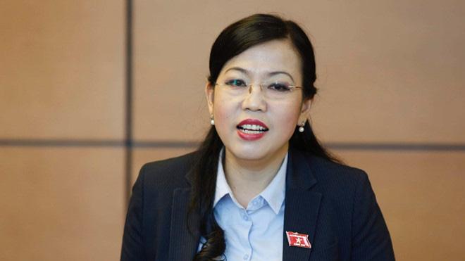 Bà Nguyễn Thanh Hải nêu hàng loạt kiến nghị của cử tri đến Quốc hội - Ảnh 1.