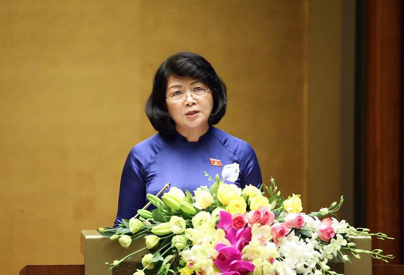 Chủ tịch nước trình QH phê chuẩn Công ước xóa bỏ lao động cưỡng bức - Ảnh 1.