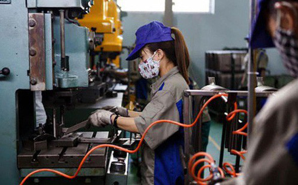 Tốc độ tăng trưởng GDP Việt Nam thuộc nhóm các nước tăng trưởng cao  - Ảnh 1.