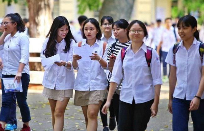Sở GD&ĐT Hà Nội lưu ý những điều cần biết đối với học sinh dự thi vào lớp 10 - Ảnh 1.