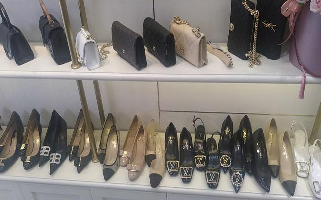 """Phát hiện hơn 2.000 hàng hiệu Gucci, Chanel,... """"rởm"""" tại Hà Nội - Ảnh 4."""