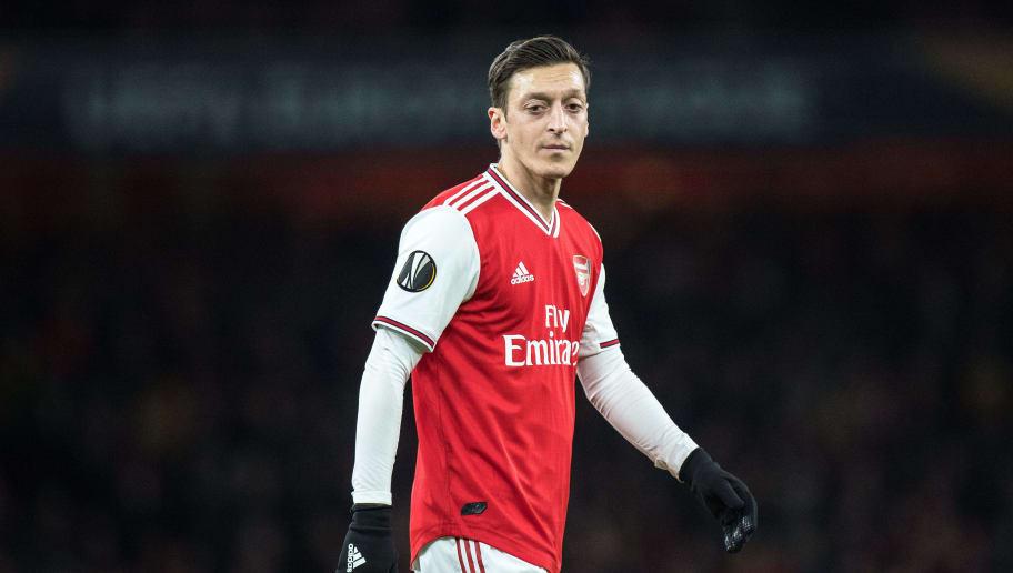 NÓNG: Arsenal chi 23 triệu bảng cho người thay thế Mesut Ozil - Ảnh 1.