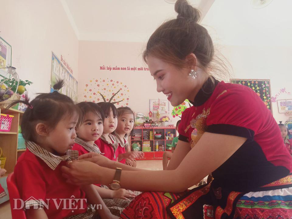 Sơn La: Khởi công điểm trường mới từ Báo NTNN/Điện tử Dân Việt - Ảnh 3.
