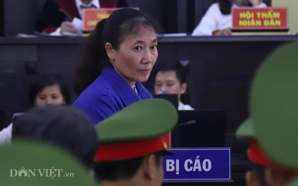 Bị cáo Trần Xuân Yến phủ nhận lời khai của của cấp dưới - Ảnh 3.