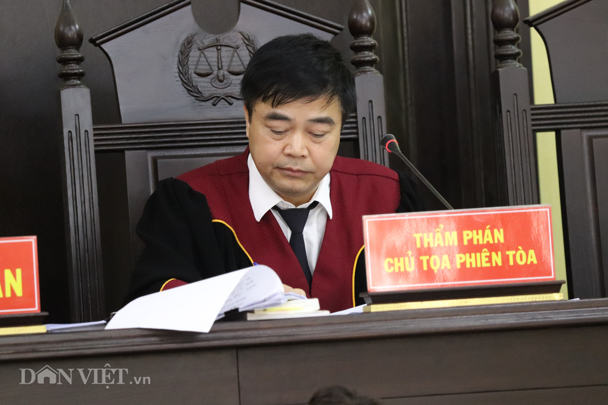 Bị cáo Trần Xuân Yến phủ nhận lời khai của của cấp dưới - Ảnh 2.