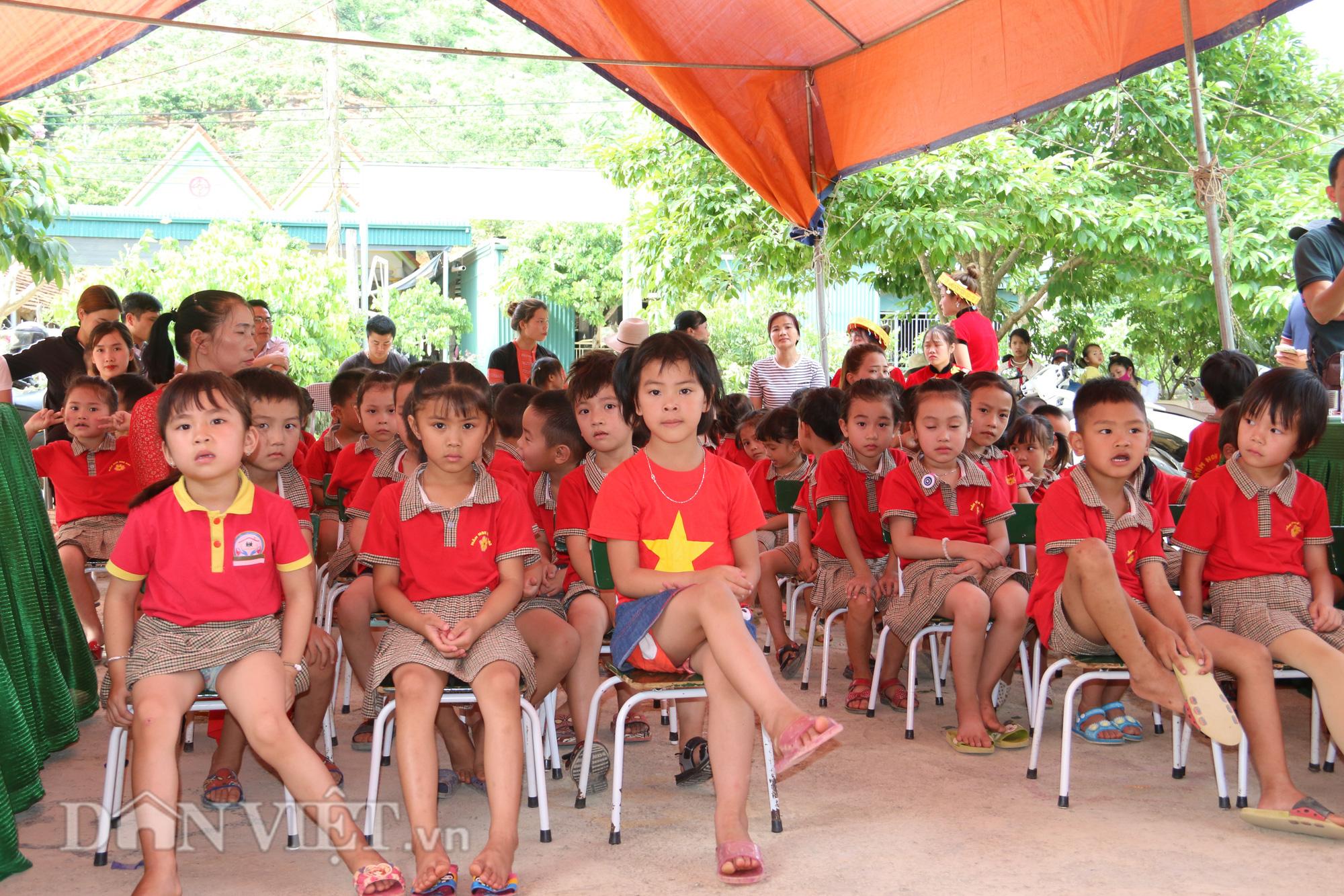 Sơn La: Khởi công điểm trường mới từ Báo NTNN/Điện tử Dân Việt - Ảnh 1.