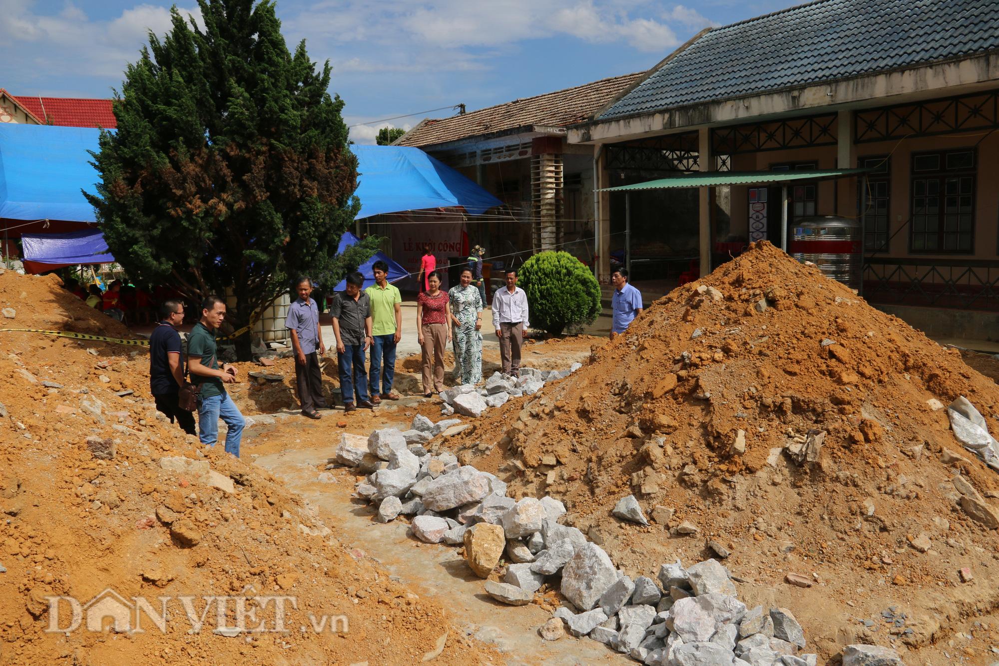 Sơn La: Khởi công điểm trường mới từ Báo NTNN/Điện tử Dân Việt - Ảnh 7.