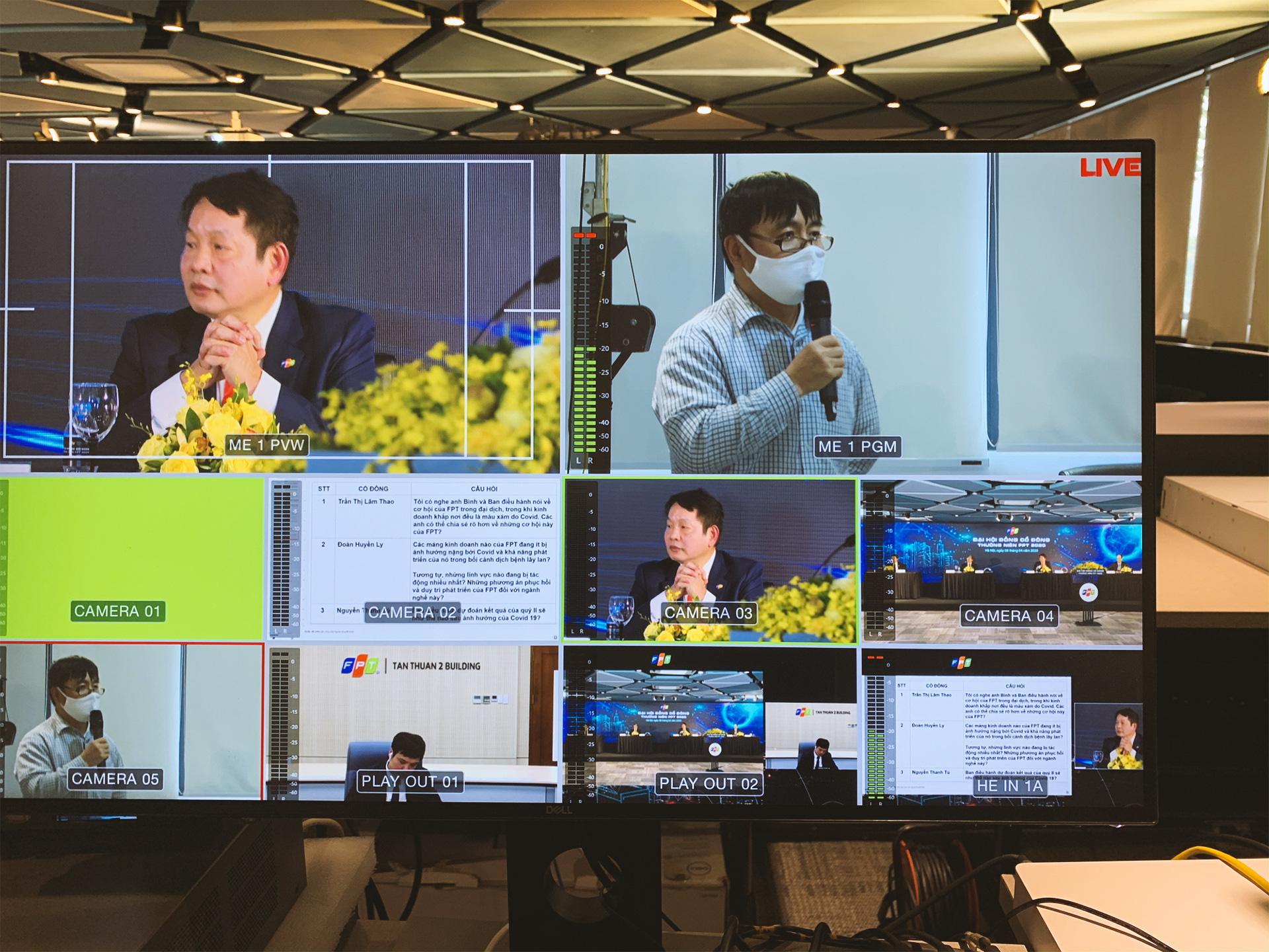 Chủ tịch FPT: 'Thế giới sẽ không bao giờ trở lại như trước' - VnExpress Kinh doanh - VnExpress - Ảnh 7.