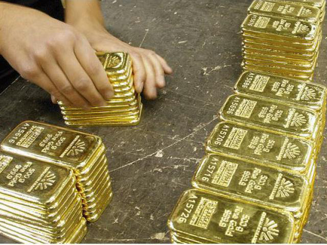 Giá vàng hôm nay 22/5 sụt giảm khi các nhà đầu tư lo ngại về khả năng phục hồi kinh tế - Ảnh 1.
