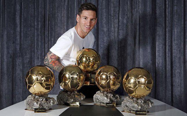 Top 10 Quả Bóng Vàng FIFA gây tranh cãi nhất lịch sử: Có cả Messi, Ronaldo - Ảnh 8.