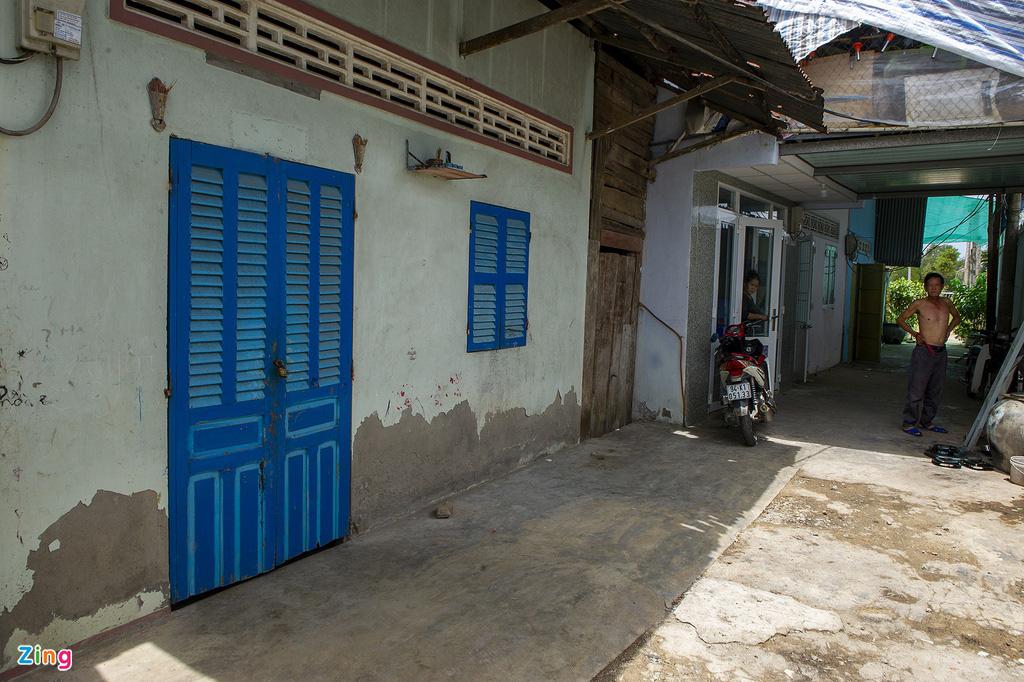 ẢNH-CLIP: Khu nhà bị cách ly của người bán hàng rong ở Bạc Liêu - Ảnh 4.