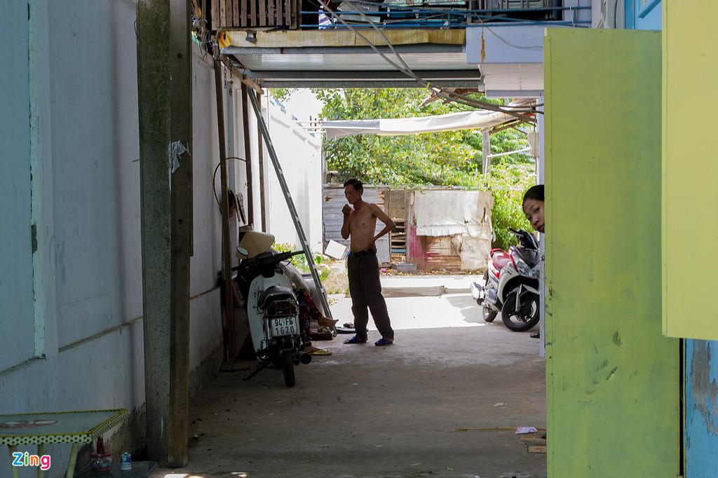 ẢNH-CLIP: Khu nhà bị cách ly của người bán hàng rong ở Bạc Liêu - Ảnh 7.