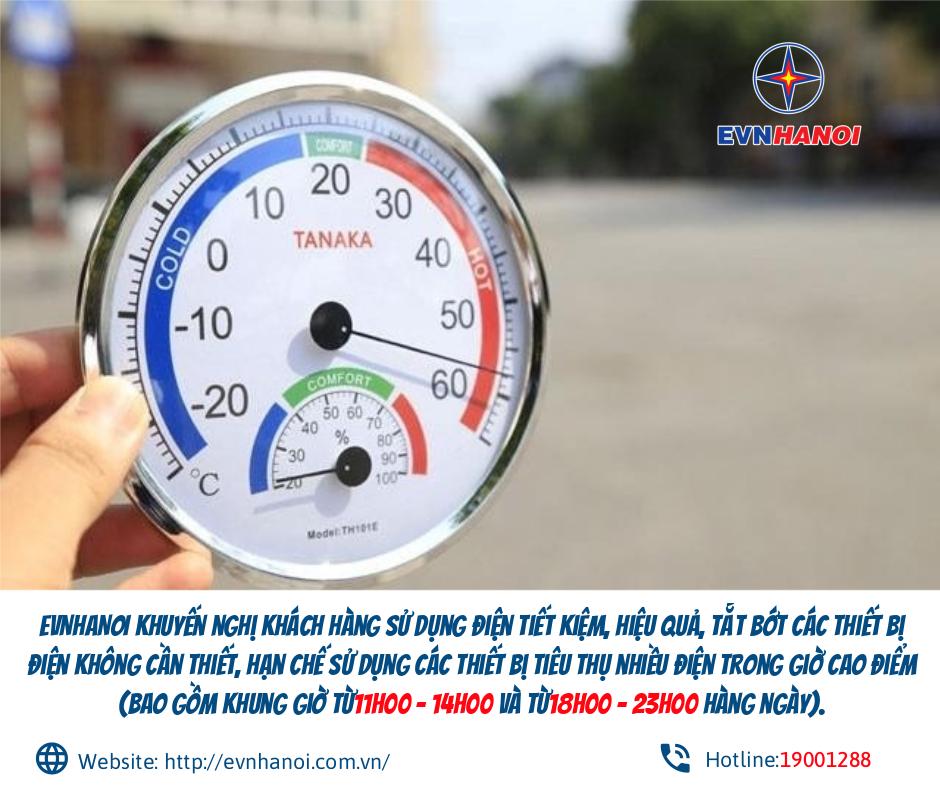 Tiêu thụ điện tăng cao cùng nắng nóng - Ảnh 2.