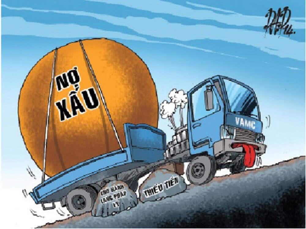 Thống đốc Lê Minh Hưng lý giải vì sao nợ xấu vẫn đang 'kẹt' ở các ngân hàng yếu kém? - Ảnh 1.