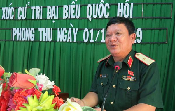 Thiếu tướng-ĐBQH: Nghe thông tin người Trung Quốc nhờ đứng tên để đầu tư đất ở các vị trí trọng yếu  - Ảnh 1.