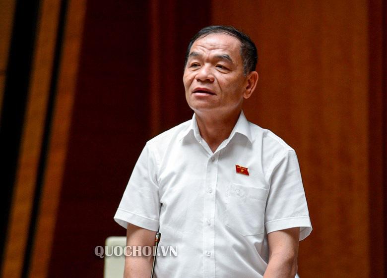 ĐBQH Lê Thanh Vân dẫn việc đường lưỡi bò để đề nghị có luật an ninh kinh tế - Ảnh 1.