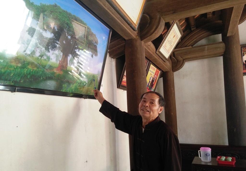 """""""Cụ"""" cây sống qua 10 thế kỷ ở làng Bình Đà có gì đặc biệt? - Ảnh 2."""