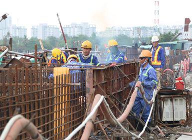 Tháng 10 hoàn thành dự án chống ngập cho TP.HCM - Ảnh 2.